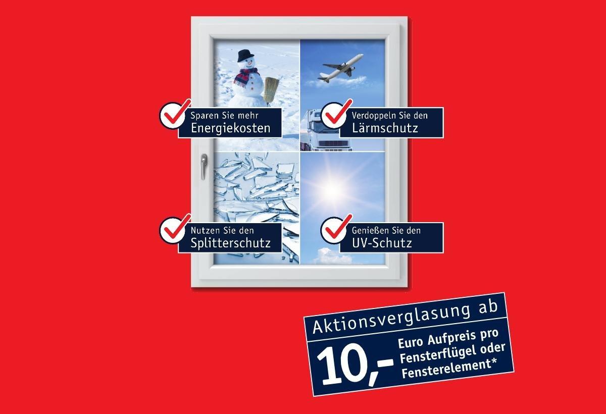 Fenster aktionen - Fenster schallschutzklasse 6 ...